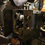 Projecteur simplex 35mm